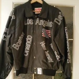 Other - 1994 World Cup Collectible Leather Coat